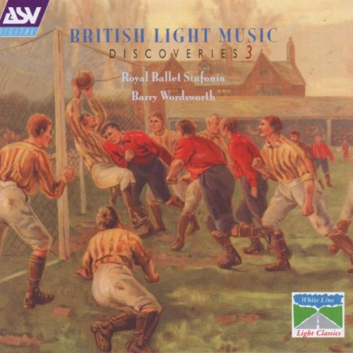 British Light Music Discoveries 3 (British Big Bands compare prices)