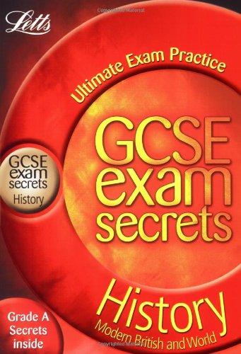 History (GCSE Exam Secrets)