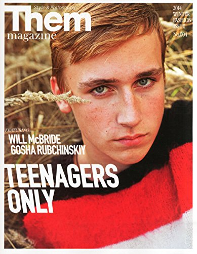 Them magazine (ゼムマガジン) 2014年 12月号 [雑誌]