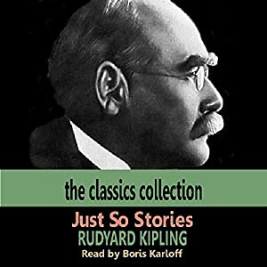 Just So Stories Audiobook
