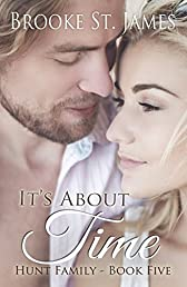 It's About Time (Hunt Family Book 5)