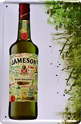 retro-wandschild-designer-schild-jameson-irish-whiskey-deko-20x30cm-nostalgie-metal-sign-xspr6wa