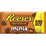 Reese's Mini's King Size, 2.5-Ounce (Pack of 16)