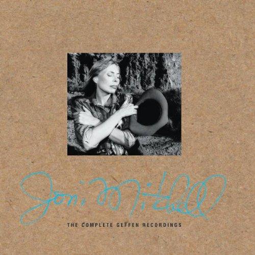 Joni Mitchell – The Complete Geffen Recordings (4CD Box Set) (2003) [FLAC]