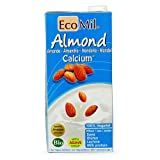 Organic Calcium Enriched Almond Drink (EcoMil) 1 Litre