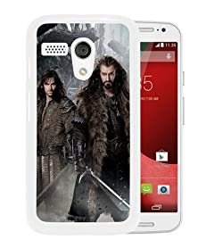 buy The Hobbit 2 The Desolation Of Smaug 2013 White Motorola Moto G Phone Case,Fashion Cover