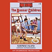 Surprise Island: The Boxcar Children Mysteries #2 | [Gertrude Chandler Warner]