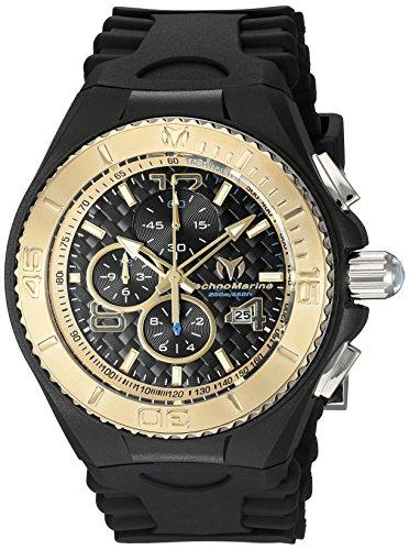 technomarine-mens-quartz-watch-with-black-dial-chronograph-display-and-black-silicone-strap-tm-11511