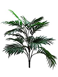 Fourwalls 75cm Artificial Areca Plant with 21 Leaves