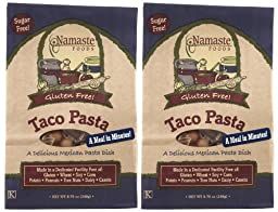 Namaste Foods Taco Pasta Kit, 8.75 oz, 2 pk