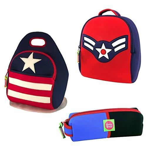 Dabbawalla Bags Apple of My Eye Kids  Toddler Preschool   Daycare ... 0e47b0d750434