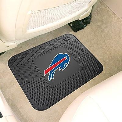 Buffalo Bills (2) Vinyl Car/Truck/Utility Floor Mats