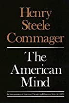 The American Mind; an Interpretation of…