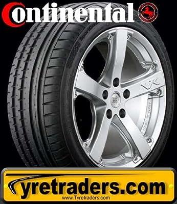 Continental, 205/55R16 94V TL XL SportContact 2 - Sommerreifen von Continental Corporation auf Reifen Onlineshop