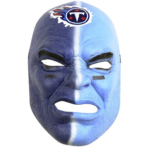 Tennessee Titans NFL Fan Face Mask
