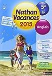 Cahier de vacances  -  Anglais 5e - 4e