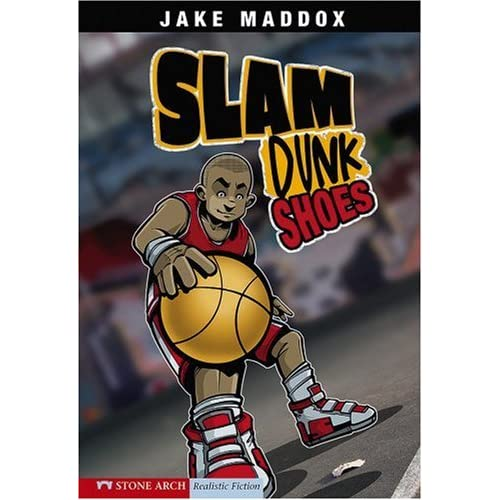 Slam Dunk Shoes (Impact Books) Maddox, Jake, Tiffany and Sean