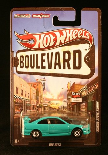 Hot Wheels Boulevard Legends '67 Pontiac Firebird - 1