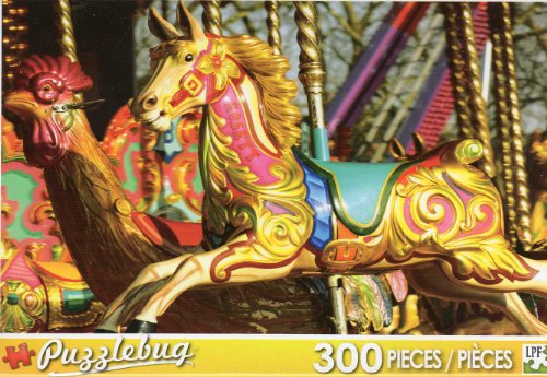 Carousel - 300 Pc Jigsaw Puzzle - NEW by Puzzlebug