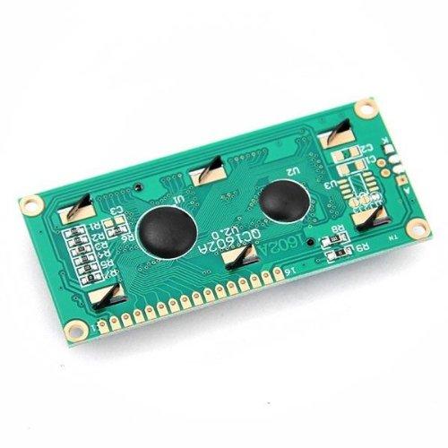 1602 16X2 Hd44780 Character Lcd Display Module Lcm Blue Blacklight New 2014