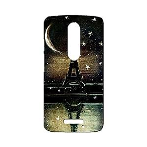 BLUEDIO Designer Printed Back case cover for Motorola Moto X3 (3rd Generation) - G5234