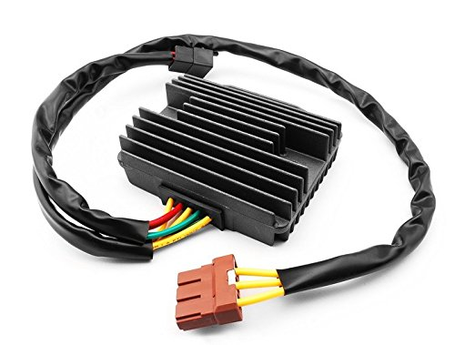 Replacement Voltage Regulator Rectifier Supply Motorcycle Fit For Piaggio X8 400 2007 2008 brand new motorcycle voltage regulator rectifier for bmw f650st 1997 1998