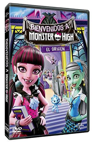 Monster High: Bienvenidos A Monster High [DVD]