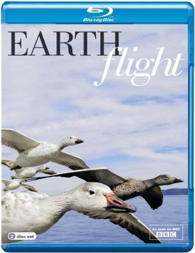 Earthflight 2 Disc Complete 6 part Series [Blu-ray][Region Free] [UK Import]
