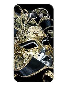 FurnishFantasy 3D Printed Designer Back Case Cover for Samsung Galaxy E7