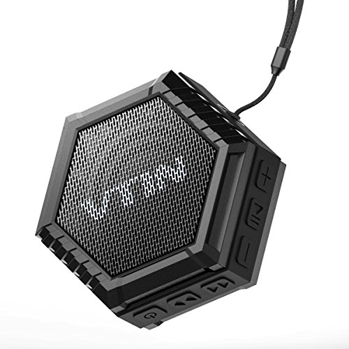VTIN-5W-Tragbarer-Bluetooth-Lautsprecher-Wasserdicht-Stereo-Indoor-Outdoor-Portable-Sport-Speaker-mit-Subwoofer-Mikrofon-Bass-fr-iPhone-7-Samsung-usw