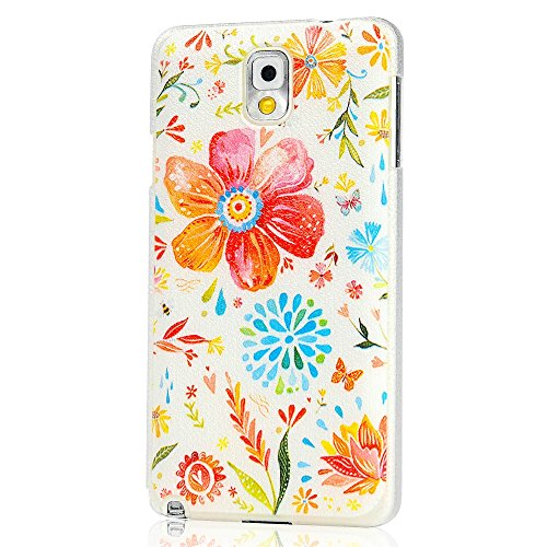 Note 3 Case, Galaxy Note 3 Case - Mollycoocle Fashion Style Colorful Painted Pattern Pc Hard Cover Case For Samsung Galaxy Note3 N900A N900V N9000 N9002 N9005 N900P N900T Galaxy Note 3 Olympic Games Edition(Pattern-4)