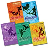 Ali Sparkes The Shapeshifter Collection - 5 Books RRP £33.95 (Finding the Fox; Running the Risk; Going to Ground; Dowsing the Dead; Stirring the Storm)