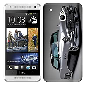 WOW Printed Designer Mobile Case Back Cover For HTC One Mini