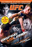 Ultimate Fighting Championship, Vol. 89: Bisping vs Leben