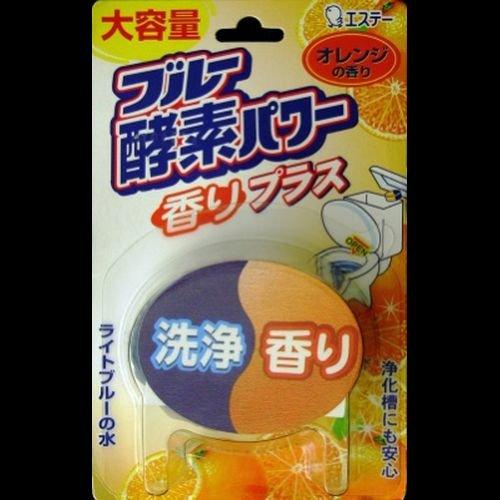 ブルー酵素パワー 香りプラス オレンジ 120g