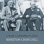 Great Contemporaries   Winston Churchill