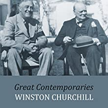 Great Contemporaries Audiobook by Winston Churchill Narrated by Ric Jerrom