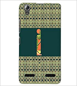 PrintDhaba GRANDbet I D-3151 Back Case Cover for LENOVO A6000 (Multi-Coloured)