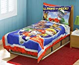 Paw Patrol Toddler Bed Set, Blue