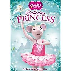 Angelina Ballerina: Ballerina Princess DVD