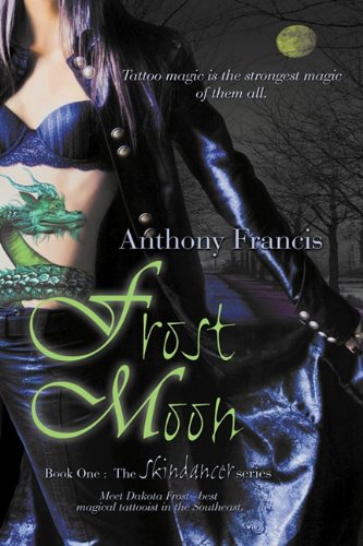 Review: Frost Moon by Anthony Francis