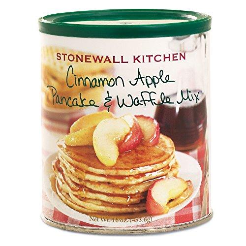 Stonewall Kitchen Cinnamon Apple Pancake Mix, 16 Ounce Can (Stonewall Kitchen Pancake Mix compare prices)