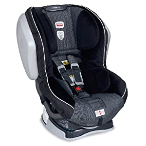 britax car seat with headrest
