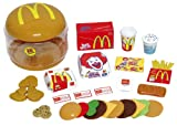 Mc Donald's Play Hamburger Container