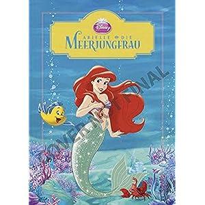 Disney Arielle die Meerjungfrau: Das große Buch zum Film (Disney Filmklassi