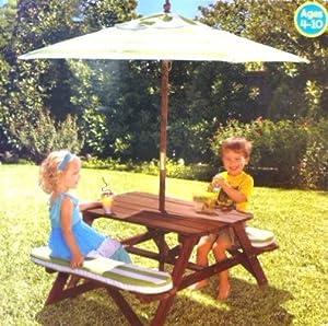fun in the sun picnic table