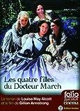 echange, troc Louisa May Alcott - Les quatre filles du docteur March -  Edition limitée (poche + DVD du film)