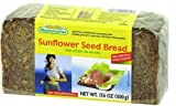 Sunflower Seed Bread with Whole Rye Kernels, 17.6 oz (500 g)