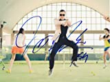 PSY Autographed Signed 8x10 Photo COA 'Gangnam Style'