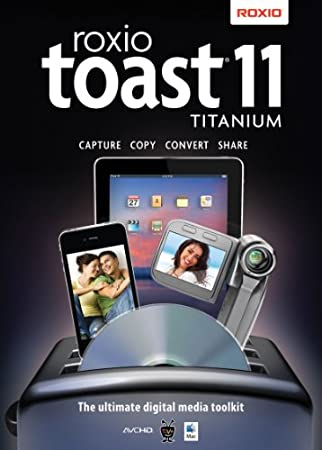 Toast 11 Titanium Mac  [Download]